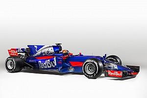 Fórmula 1 Noticias Toro Rosso sorprende con los colores de su nuevo STR12
