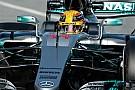 Формула 1 Хэмилтон стал быстрейшим в первый день тестов