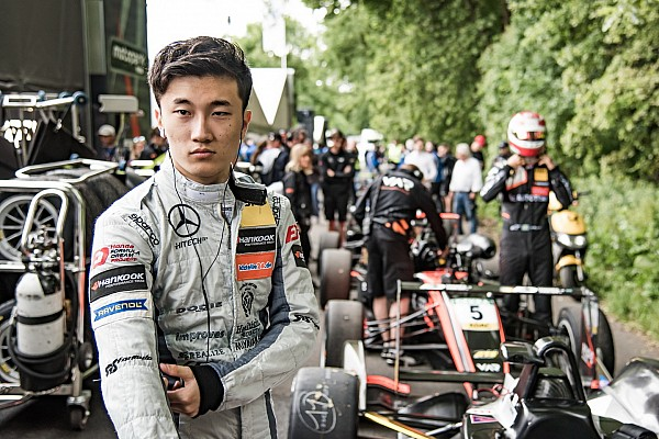F3 Europe Makino to miss next two F3 rounds after breaking wrist