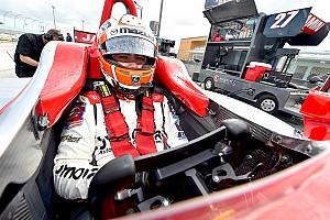 Indy Lights Interview Nico Jamin prêt pour un