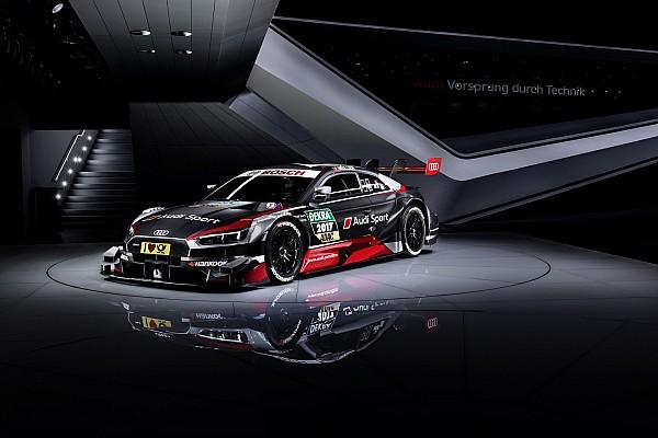 Audi perkenalkan mobil penantang DTM 2017