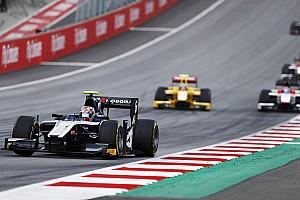 FIA F2 Репортаж з гонки Ф2 у Шпільберзі: Маркелов переміг у спринті