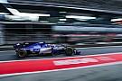 Nach Motorwechsel: Pascal Wehrlein startet aus der F1-Boxengasse