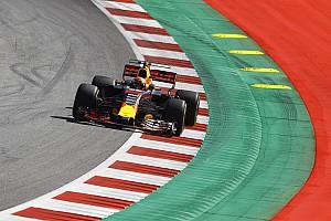 Formula 1 Breaking news Verstappen: Red Bull Ring kerbs not right for F1