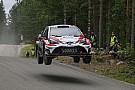 WRC WRC Finlandia: Pembalap tuan rumah Lappi rebut kemenangan perdana
