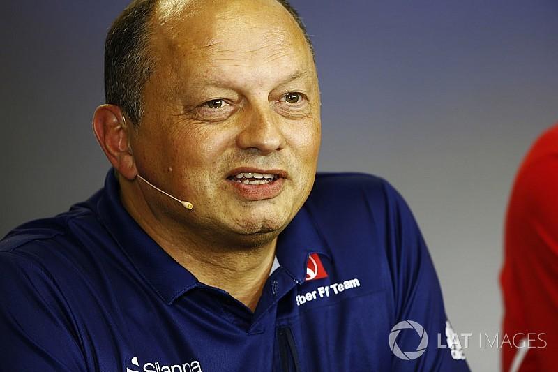 【F1】ザウバー新代表「フェラーリとの契約の方が良い選択だと感じた」