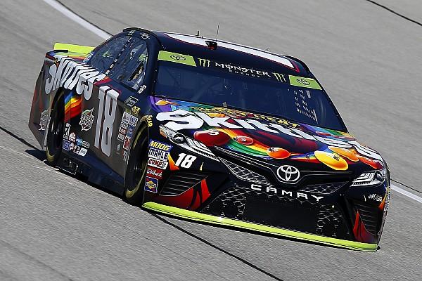 NASCAR Cup Qualifiche Kyle Busch in pole a Chicagoland e regala la prima fila al Joe Gibbs Racing