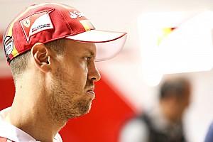 Forma-1 Kommentár Vettel csak magát hibáztathatja a szingapúri kiesésért