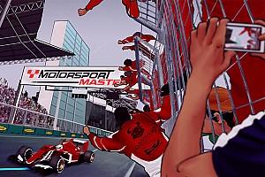 """Menedzseld a saját csapatod – """"Motorsport Master"""" a Motorsport Networktől"""