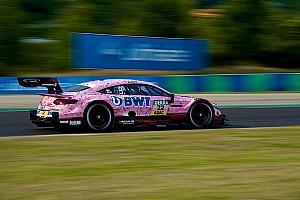DTM BRÉKING DTM: Rózsaszín Mercedesek - a Force India mellett?!