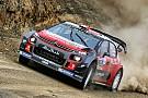 WRC Citroen: Mikkelsen al Rally di Sardegna sulla C3 al posto di Lefebvre