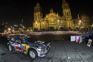 WRC Noticias de última hora La victoria de Trump amenazó el Rally de México