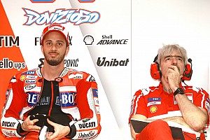 MotoGP Intervista Dall'Igna: