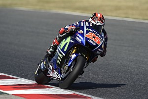 MotoGP Test Test Barcellona, Ore 13: Vinales si rimette davanti con la Yamaha