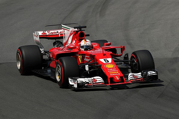 Fórmula 1 Sebastian Vettel repite como 'Piloto del día' en Canadá