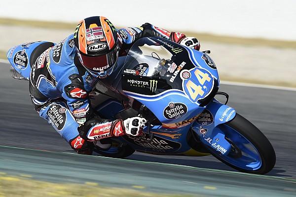 Canet ook in 2018 met Estrella Galicia in Moto3