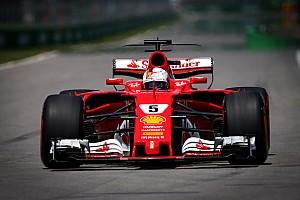 Formel 1 News So denkt Sebastian Vettel über eine Vertragsverlängerung bei Ferrari