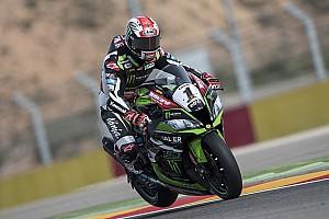 Superbike-WM Rennbericht Superbike-WM: Rea gewinnt WorldSBK-Aragón-Lauf nach Sturz von Davies