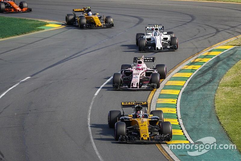 Los equipos de F1, preparados para discutir sobre los adelantamientos
