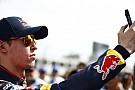 F1 Daniil Kvyat celebra cumpleaños y estrena libro