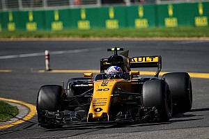 """Formula 1 Breaking news Palmer says Q1 exit down to """"awful"""" car"""