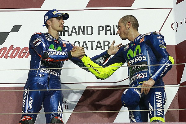 MotoGP Réactions Viñales surpris par le niveau de Rossi à Losail