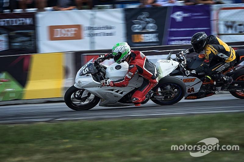 Четвертий етап UASBK: перша гонка визначила чемпіонів двох класів