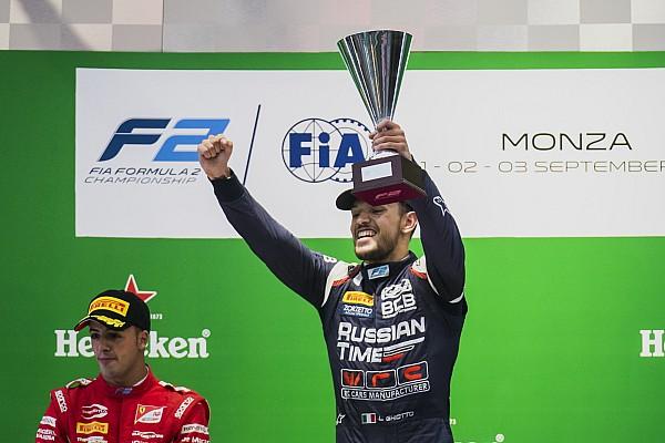 FIA F2 比赛报告 F2蒙扎:弗科、吉奥托主场登顶