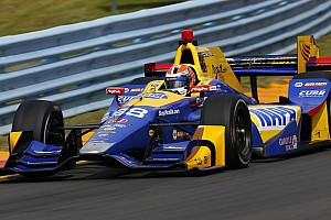 IndyCar Breaking news Pole-winner Rossi says he'll take more risks than title contenders