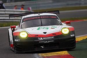 Blancpain Endurance Nieuws Porsche werkt aan fabrieksproject voor 24 uur van Spa