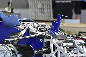 Formule 1 Diaporama Les nouveautés techniques des équipes à Silverstone