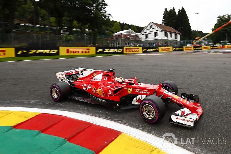 """Vettel diz que não estava """"fazendo o melhor trabalho"""""""