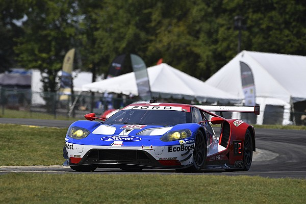 IMSA Joey Hand in pole al Virginia International Raceway