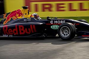 GP3 Noticias de última hora Red Bull echará a un finlandés de su Junior Team