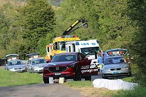 Montagne suisse Actualités Oberhallau : un accident fatal à la course de côte Suisse