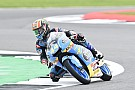 Moto3 Silverstone Moto3: Canet wins red-flagged race