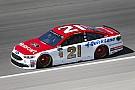 NASCAR Cup Dank Ryan Blaney: Wood Brothers erstmals seit 2004 auf NASCAR-Pole