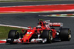 Fórmula 1 Noticias Raikkonen lidera con susto final para Vettel