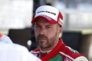 WTCC Breaking news Monteiro hospitalised after Barcelona test crash