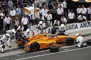 IndyCar News Indy 500: Kein Start von McLaren im Jahr 2018