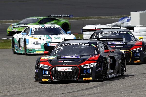 GT-Masters Nürburgring: Audi-Sieg im 2. Rennen