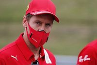 "Vettel says he has held ""loose talks"" with Racing Point"