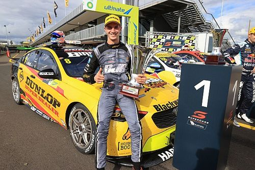 Percat enjoyed cloud-free Supercars win
