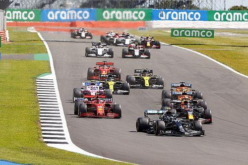 Formule 1 70th Anniversary Grand Prix – Starttijd, welke zender en meer