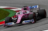 Pérez diz que Racing Point tem que evitar euforia por 3º lugar em treino