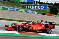 Vettel: Ferrari op achterstand door gebrek aan grip en downforce