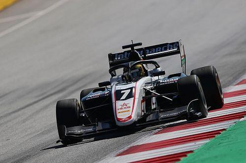 Пуршер неожиданно выиграл вторую гонку Формулы 3 в Австрии