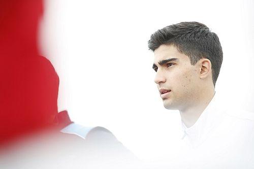 "Correa ""grateful to be here"" after tragic F2 crash"