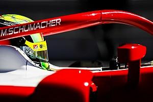Priorité F2 pour Schumacher malgré les tests F1 à venir