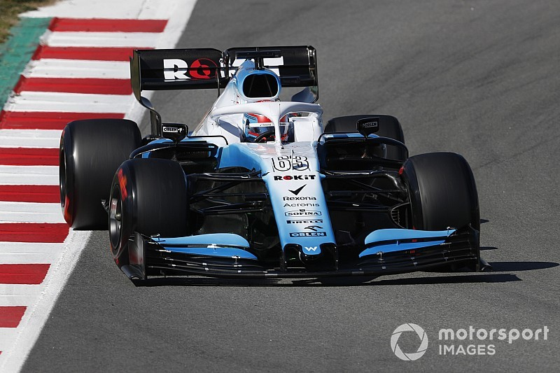 Russell festeja confiabilidade da Williams em teste da Fórmula 1 ac8562d09ec